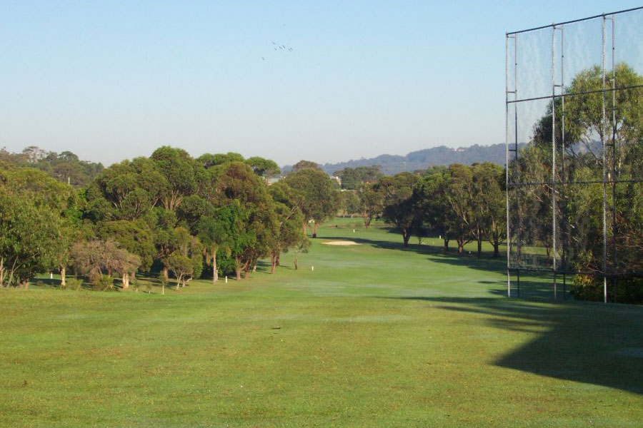 Merewether Golf Course Newcastle Golf Courses